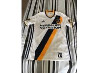 ADIDAS LA GALAXY HOME SHIRT