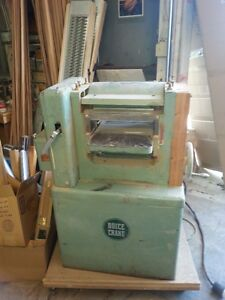 12 inch industrial thickness planer.