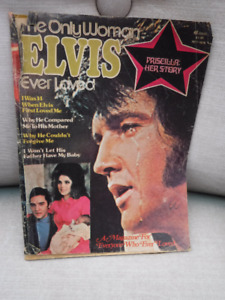 The Only Woman Elvis Ever Loved Priscilla her story