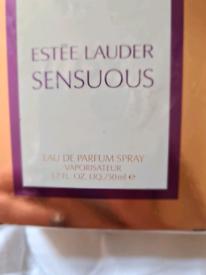 Estee Lauder Sensuous EDP 50ml BNIB (Rrp £56.00)