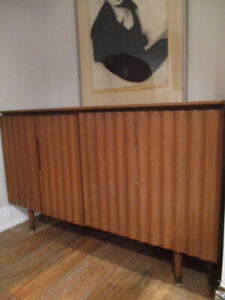 MCM Solid Maple Credenza by Imperial Furniture