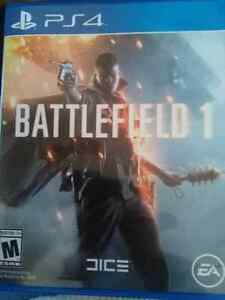 Looking to trade battlefield 1 for bioshock