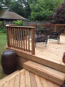 Deck builders London Ontario image 1
