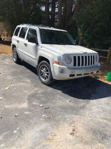 2007 Jeep Patriot for sale