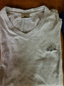 Lacoste Long Sleeve T Shirts