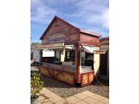 For Sale 14ft Edmund Evens Mobile Catering Unit Trailer Burger Van