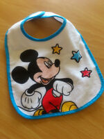 Bib mickey mouse  New condition
