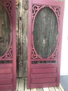 Used Exterior and Interior Doors For sale