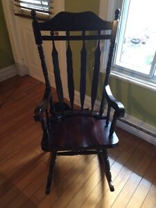 Rocking chair / chaise berceuse