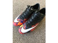 CR7 Nike Mercurial 8.5 football boots