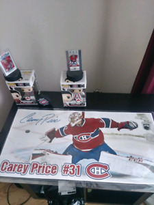 Montreal canadiens collectibles with funko pops