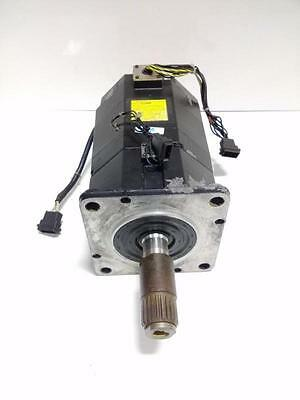 Fanuc 2.1kw 2000rpm 7.4a Freq133 Servo Motor A06b-0142-b6750006