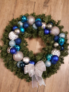 Gorgeous holiday wreaths