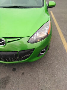 CLEAN 2011  MAZDA 2 FOR SALE