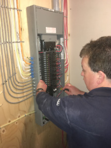Licensed Electrician ..Excellent Service,. Free Quotes, 214-1894