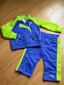 "Girls ""Adidas"" Outfit - 12 Mths"