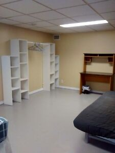 2 clean rooms with kitchenette on my basement for rent Peterborough Peterborough Area image 4