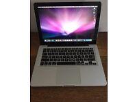 MacBook Pro 13 inch - early 2011