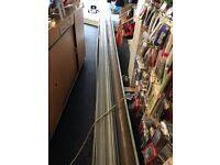 18 1/2 foot electric shopfront shutter