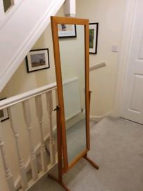 FREE cheval mirror