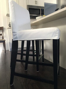 "IKEA Henriksdal Bar Stools Counter Height (26"")"