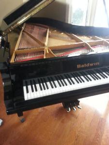 Piano Grand , Baldwin Grand ,  Like New , 7 foot ,