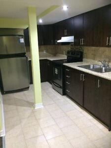 2 Bedroom Basement Apartment – FOR RENT