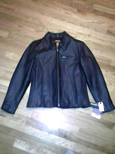 Leather Clothing Most Items New, Some Used (Benefits SPCA)
