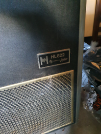 Leslie rotary speaker