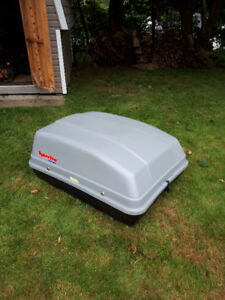 Karrite Voyageur Cargo Box  (Roof Top Carrier) For Sale