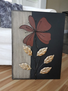 ~ * Beautiful Tree Canvas & Metal Wall Art Pictures * ~ * ~