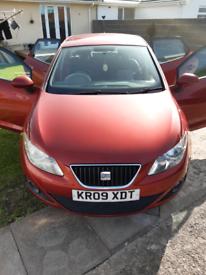 Seat Ibiza SE 5 Door 1.4L Hatchback £2300 ovno