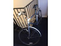 Ridgeback Velocity Hybrid Bike - rarely used