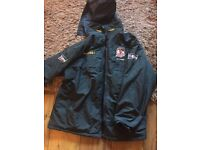 Sydney Roosters coaches jacket