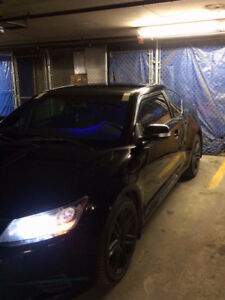 2011 Scion tC black manual with extras