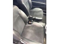 Honda Civic ep2 half leather heated seats