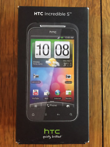 Used HTC Incredible S - For sale