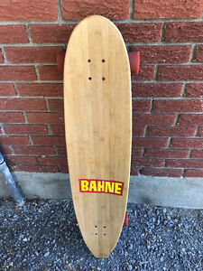 Bahne Wooden Longboard - Orleans   Really good condition! Free