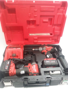 Milwaukee 2 Tool Combo-Kit - 99146