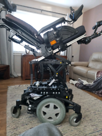 Invacare tdx sp2 *FULL ELECTRIC * powerchair wheelchair