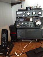 Radio-amateur station complète à vendre