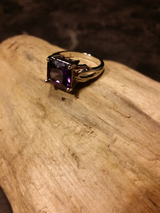 For Sale --' Sterling Silver Ring