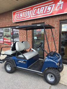 2017 CLUB CAR XRT Golf Cart UTILITY GOLF CART