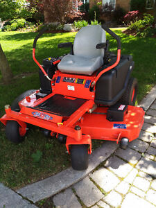"""Bad Boy Zero Turn Mower with 60"""" Deck - only 40 hours"""