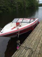 Bowrider 1990 20Ft with trailer