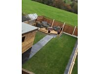 RK LANDSCAPING AND FENCING