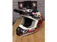 Motocross Helmet Size Large New Design Brand New