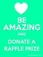Raffle Prize Donations Needed