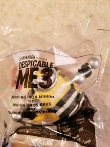 McDonald's Despicable Me toy