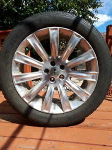 2007  Lincoln MKX wheels (set of 4)